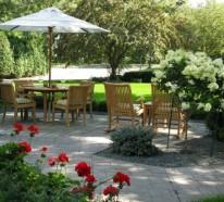 Den Vorgarten neu gestalten