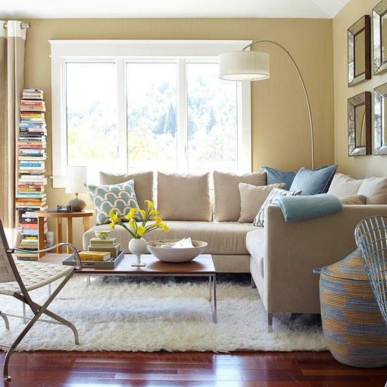 Die Perfekte Farbpalette Im Wohnzimmer