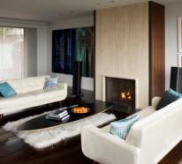eames walnuss hocker und ellipse couchtisch zeitlose designklassiker. Black Bedroom Furniture Sets. Home Design Ideas