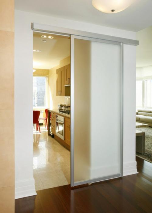 Awesome Küchenschränke Mit Schiebetüren Ideas - Home Design Ideas ...
