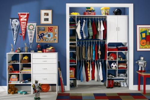 einfache tipps ihren wandschrank schnell in ordnung zu bringen. Black Bedroom Furniture Sets. Home Design Ideas