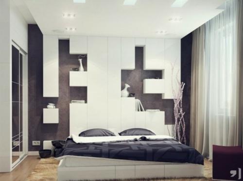 Schlafzimmerschrank design  24 außergewöhnliche Schlafzimmer Designs