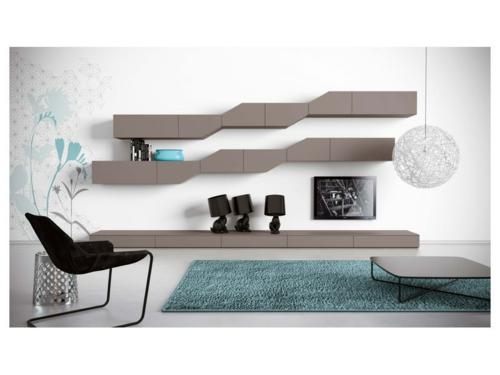 wohnzimmer modern : hängelampe wohnzimmer modern ~ inspirierende ... - Wohnzimmer Regal Modern