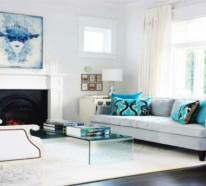elegante wohnzimmer möbel - attraktive wohnideen - Wohnideen Weiss Wohnzimmer Moebel