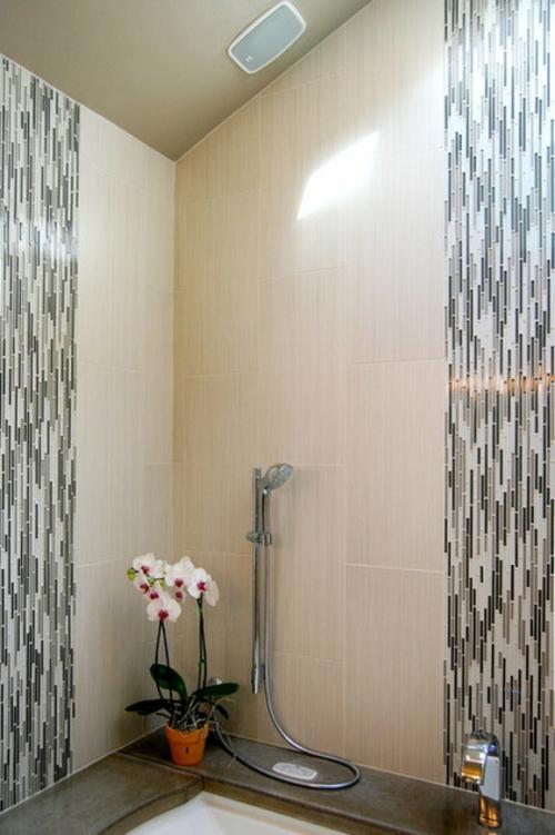 epoxid versus zementmörtel feine streifen und weiße orchideen
