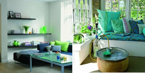 elegante farbgestaltung zu hause sch ne muster. Black Bedroom Furniture Sets. Home Design Ideas