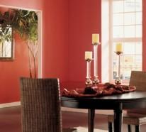 Elegante Farbgestaltung zu Hause – schöne Muster