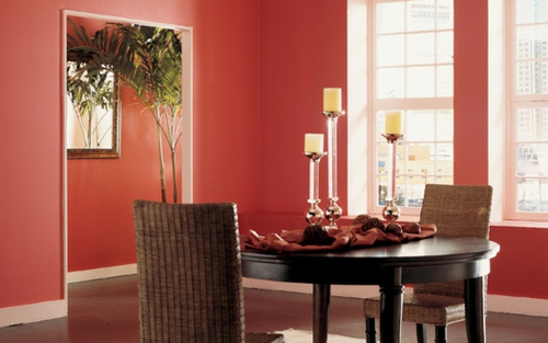 Esszimmer Farbgestaltung sdatec.com
