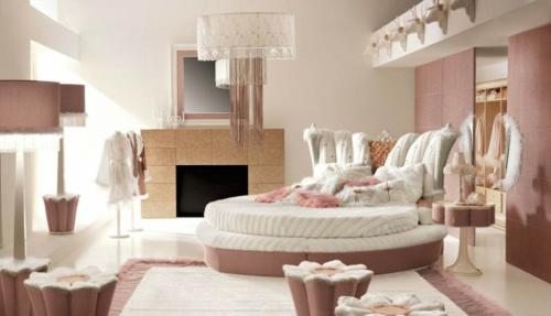 Himmelbett Designs Schlafzimmer Einrichtung Reizende ...