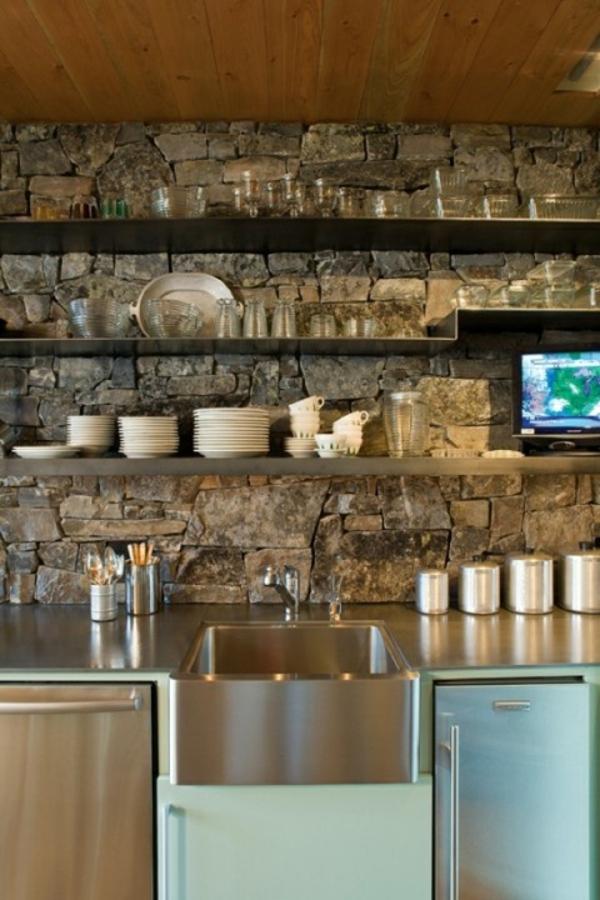 Awesome Küchenpaneele Selber Machen Contemporary - Home Design ... | {Küchenspiegel ideen 26}