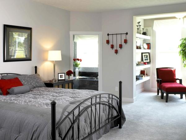 grau als trendfarbe streichen sie ihre w nde neu. Black Bedroom Furniture Sets. Home Design Ideas