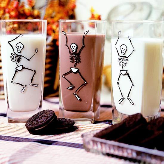 halloween bastelideen 25 pfiffige schnelle dekotipps f r ihre party. Black Bedroom Furniture Sets. Home Design Ideas