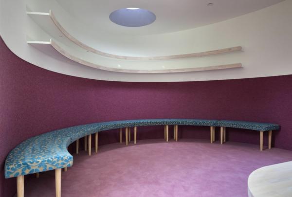haus mit vertikaler begr nung nachhaltig und originell. Black Bedroom Furniture Sets. Home Design Ideas