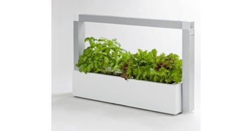high-tech pflanzen geräte kompakter behälter