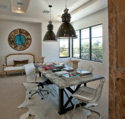 10 Wohnideen für industrielle Akzente im Interior Design