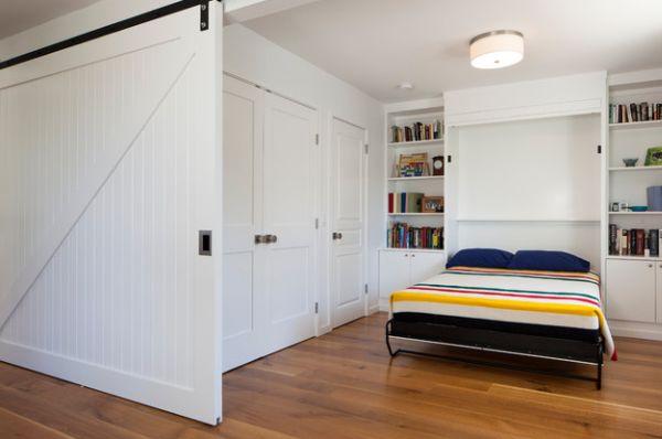 Bett Zum An Die Wand Klappen 30 intelligente designs mit klappbett das murphy bett