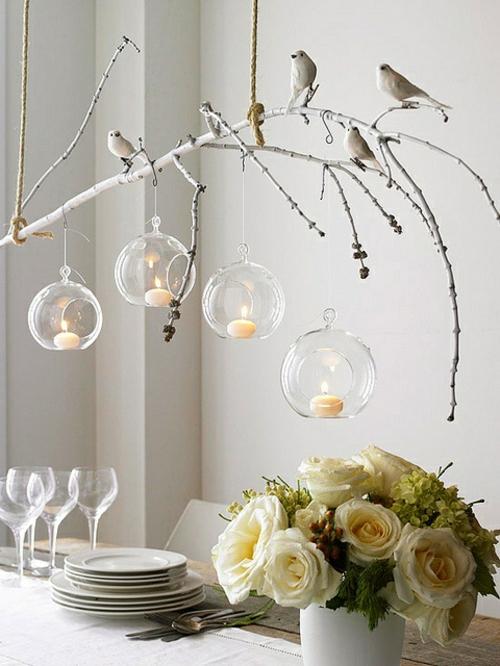 Pin mit sten und zweigen dekorieren sie im handumdrehen - Mit asten dekorieren ...