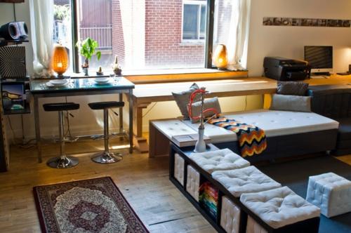 12 Kleine Apartment Designs Mit Gro 223 Er Inspiration