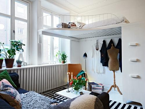 kleines apartment zeigt größe stilvolle und kreative designs