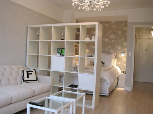 kleines apartment zeigt gre stilvolle und kreative designs modern haus - Wohn Und Schlafzimmer