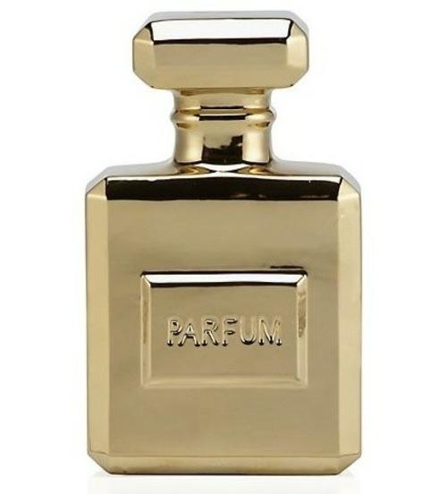 kostengünstige Deko Accessoires wohnideen sparbüchse parfum