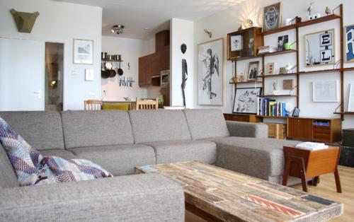 kreative einrichtungsideen wohnzimmer kreative einrichtungsideen straenfunde und kunstwerke in einem haus - Kreative Einrichtungsideen
