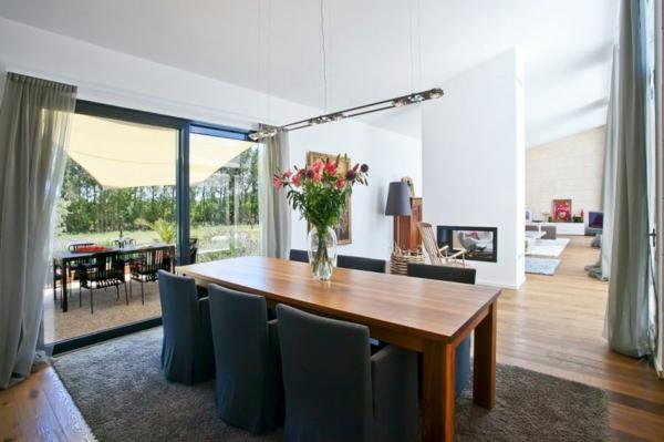 luxus ferienvilla auf mallorca raumhohe schiebefenster