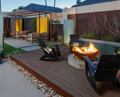 8 Tipps für moderne Gestaltung im Garten oder im Hinterhof