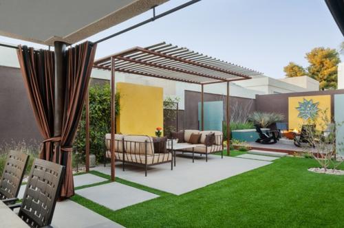 Sonnenschutz Im Garten 8 tipps für moderne gestaltung im garten oder im hinterhof