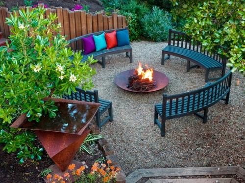 8 tipps für moderne gestaltung im garten oder im hinterhof, Garten Ideen