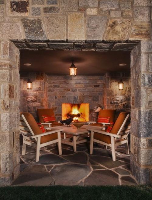 offene feuerstellen f r den au enbereich 7 tolle installationen. Black Bedroom Furniture Sets. Home Design Ideas