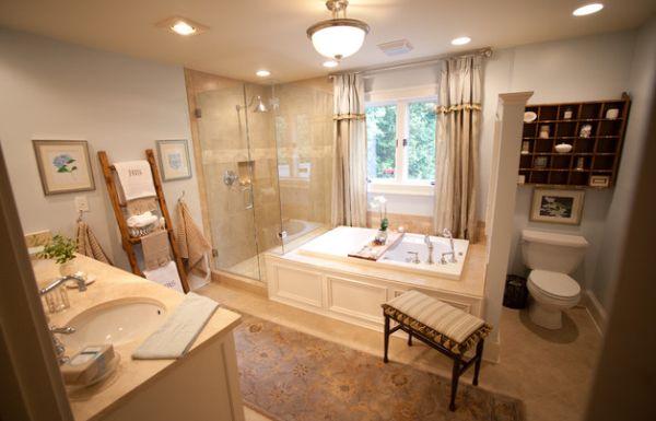 Badezimmer Beige Aufpeppen : Originelle badezimmergestaltung ...