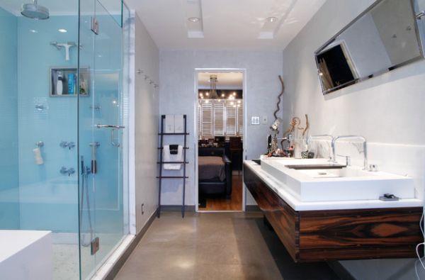 originelle einrichtungsideen im bad badet cher mit schwung. Black Bedroom Furniture Sets. Home Design Ideas