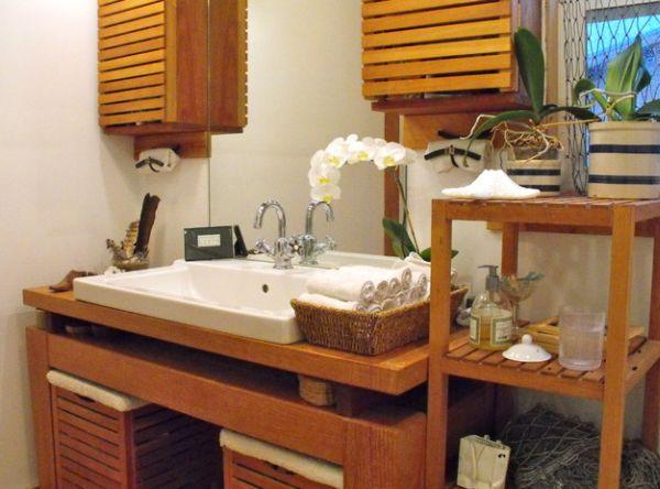 originelle einrichtungsideen im bad badet cher mit schwung