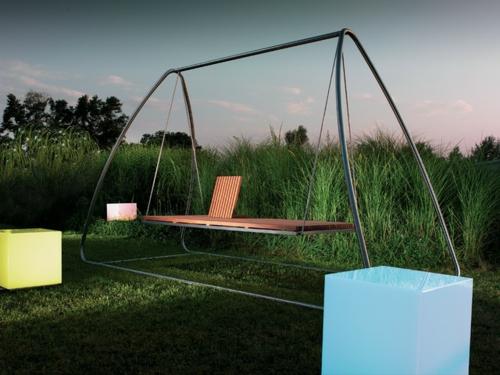prinzipien für ein perfektes design minimalistische hollywood schaukel