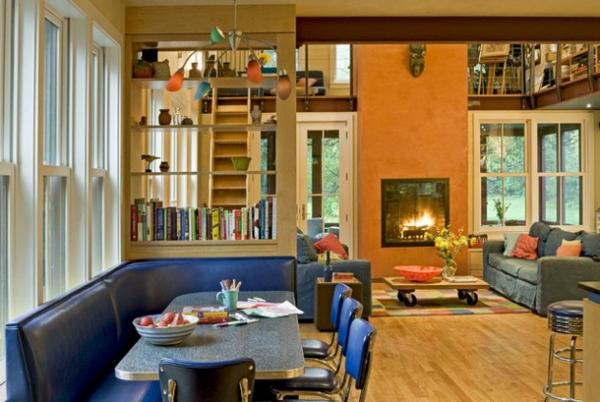 Regale als Trennwand - 20 tolle Ideen und Ratschläge für Ihr Zuhause