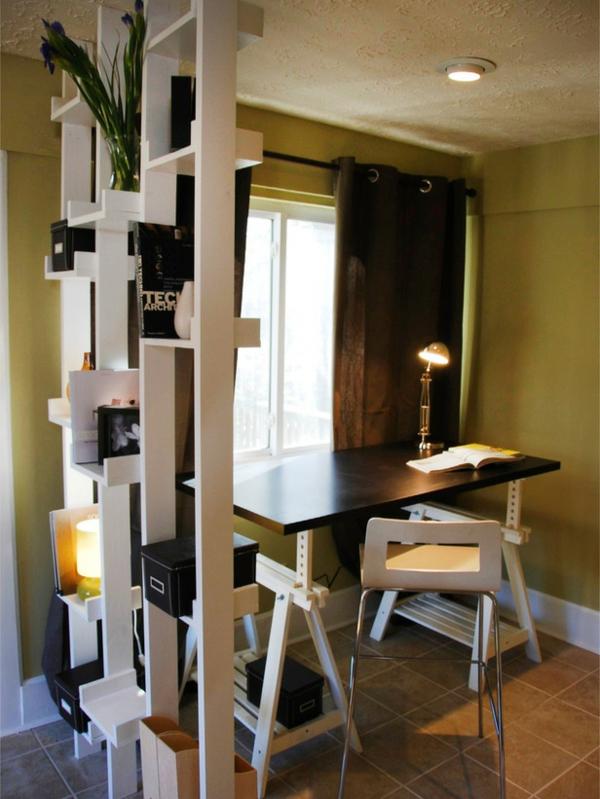 Trennwand Ikea regale als trennwand 20 tolle ideen und ratschläge für ihr zuhause