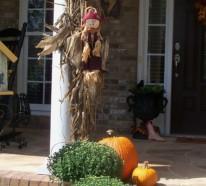 Schicke Halloween Dekoration