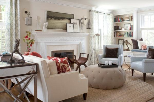 10 wohnideen f r eine schicke wohnzimmer einrichtung. Black Bedroom Furniture Sets. Home Design Ideas