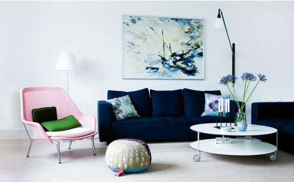 10 Wohnideen Für Eine Schicke Wohnzimmer Einrichtung ...