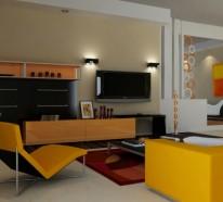 Aktuelle Interior Design Trends 2014 – Erfrischen Sie Ihr Zuhause!