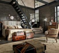 Ausgefallene doppelbetten  Ausgefallene Designmöbel von Dialma Brown entworfen