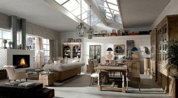 moderne Möbel Designs hängelampen glasdach industriell
