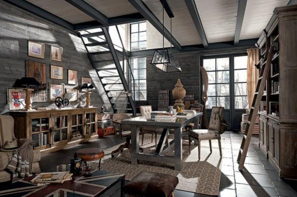 Ausgefallene-Möbel-Designs-wandgestaltung-holzplatten