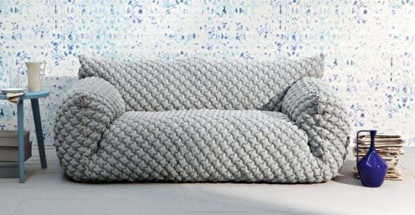 designer sofa mit abnehmbarem bezug von nuvola. Black Bedroom Furniture Sets. Home Design Ideas