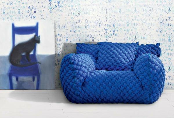 Designer Sofa Mit Abnehmbarem Bezug Von Nuvola