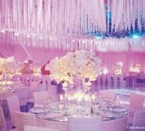 Hochzeitsdekoration selber machen – schicke Dekoideen für Ihre Hochzeit