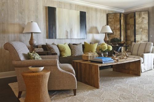 Wohnzimmer kuschelig  Kuschelige Dekostoffe und Heimtextilien - mehr Gemütlichkeit im Winter