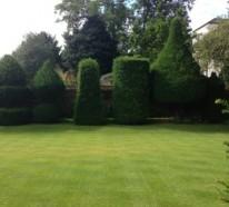 Magischer englischer Stadtgarten – histrorisches Gartendesign zu neuem Leben erweckt