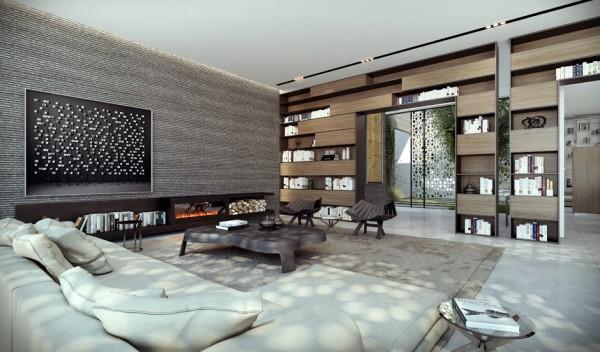 Wohnzimmer design wandgestaltung  De.pumpink.com | Wandgestaltung Wohnzimmer